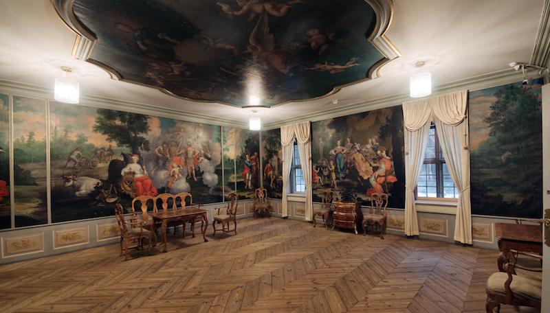 Blumethal-rommet. Foto: Dag Fosse/KODE